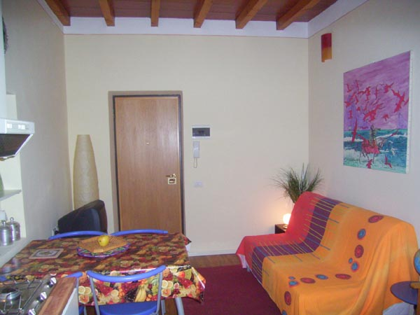 Parma Appartamento Falstaff - soggiorno