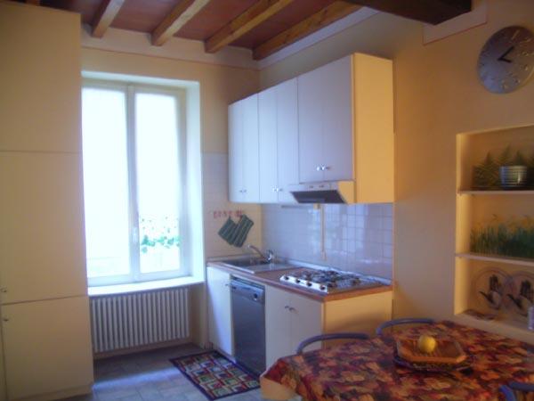 Parma Appartamento Falstaff - cucina