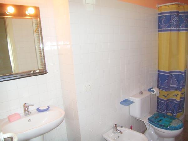 Parma Appartamento Falstaff - bagno