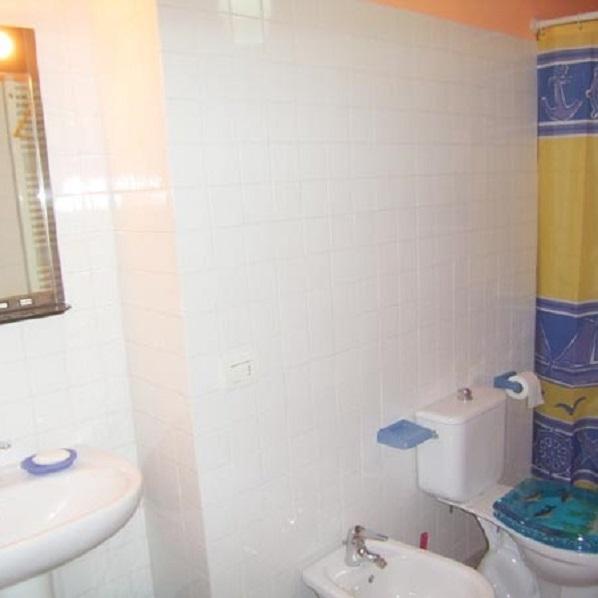 Bagno appartamento Falstaf - Parma