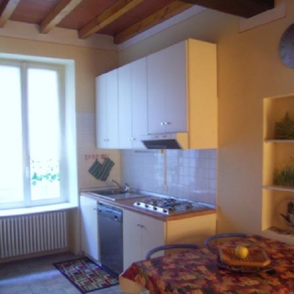 Cucina appartamento Falstaf - Parma