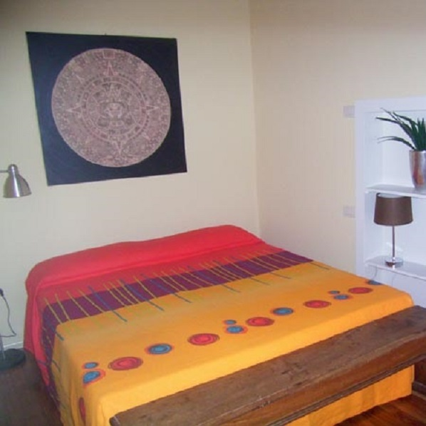 Letto appartamento Falstaf - Parma